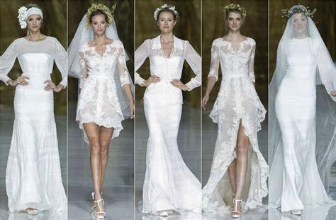 imagenes vestidos de novia con manga larga tendencias 2014 vestidos de novia con manga larga