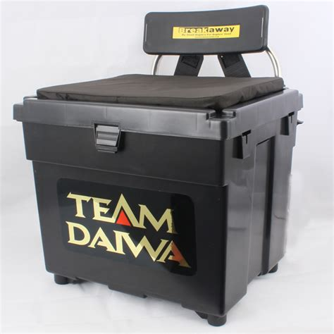 team seat sea fishing tackle fishing seat box veals mail order