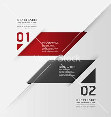 design print banner llc modern design template used for number banner vector