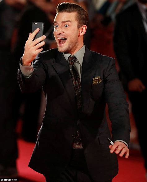 Justin Timberlakes Jt Tv Soon Will Be Coming Your Way justin timberlake goofs around at tiff premiere of his