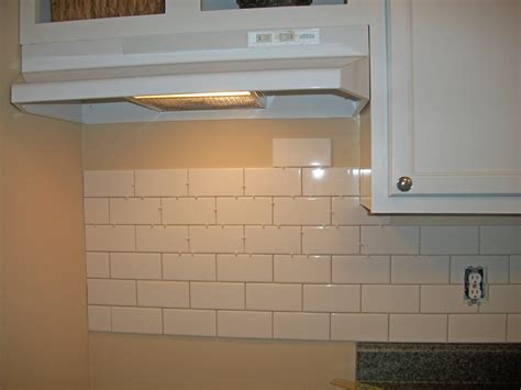 small subway tile stylish white subway tile backsplash new basement and