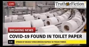 covid   toilet paper meme truth  fiction