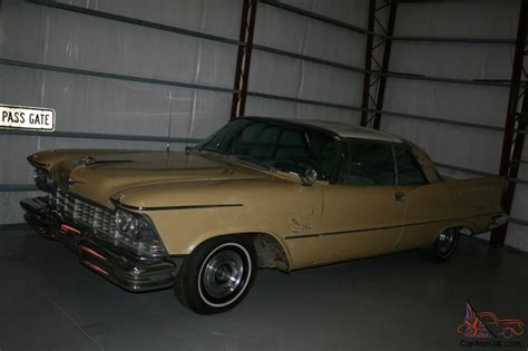 58 Chrysler Imperial by No Reserve 1957 Crown Imperial Dodge Plymouth Desoto
