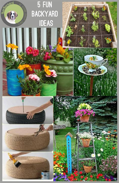Diy Ideas For Backyard Prepare For Summer Entertaining Bexbernard