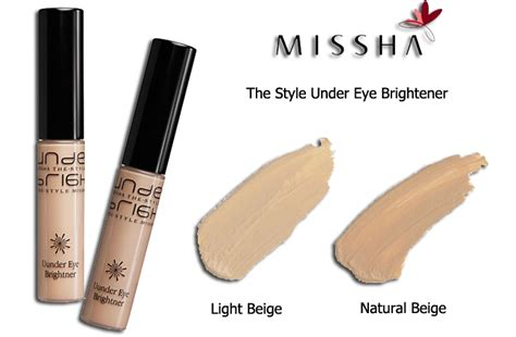 Harga Missha Eye Brightener tania s review missha the style eye