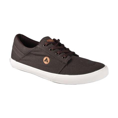 Sepatu Airwalk jual airwalk aiw17cv0109s sepatu pria dk brown