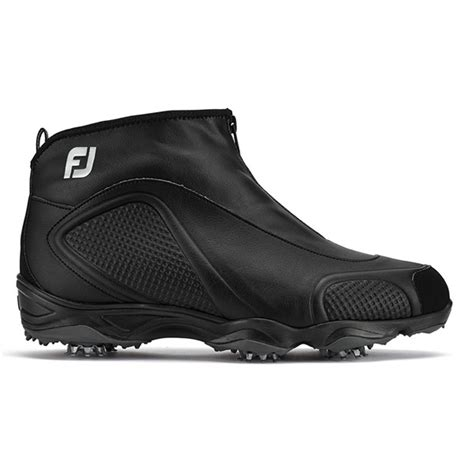 footjoy golf boots mens footjoy mens hydrolite winter zip golf boots golfonline