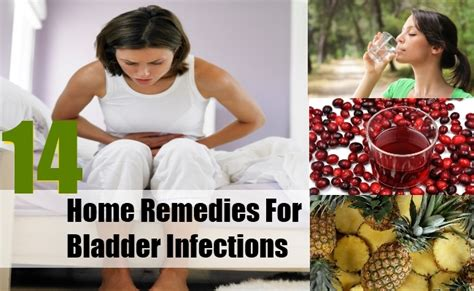 14 home remedies for bladder infections