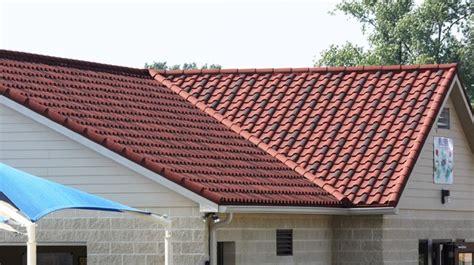 stone coated steel roofing decra villa tile