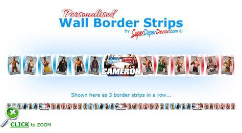 wwe wallpaper border for boys bedroom wwe wallpaper border for boys bedroom homedesignview co