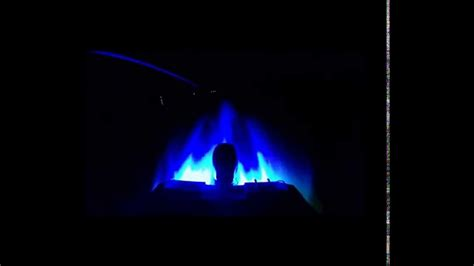 boat running lights not working green and blue rooster tail boat lights youtube