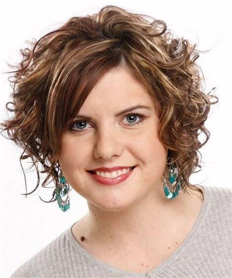 short jaircuts for full face women 20 ideas of short haircuts for full figured women