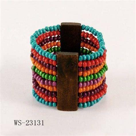 colorful bracelets of fashion colorful beaded bracelet