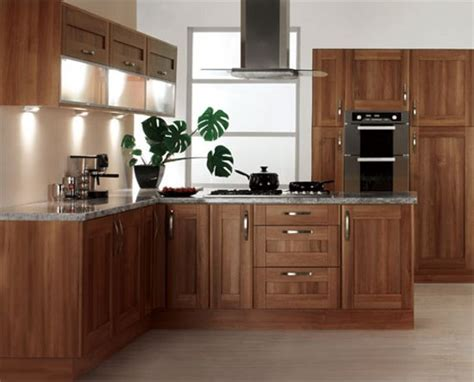walnut shaker kitchen cabinets shaker walnut kitchen by lakes motiq online home
