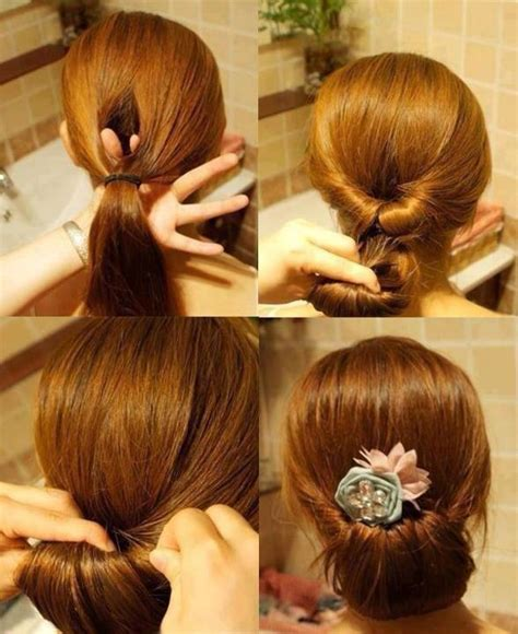 fast easy hair styles download