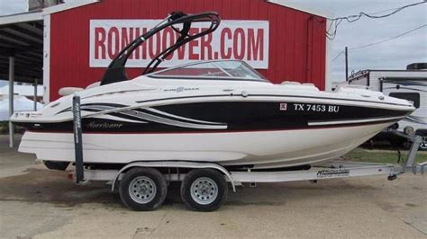 used deck boats for sale in texas used deck boat hurricane boats for sale in texas united