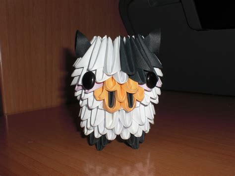 3d Origami Cow - cow origami 3d by pattreah on deviantart