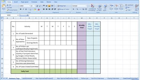 asian sales guru asg sales activity management matrix
