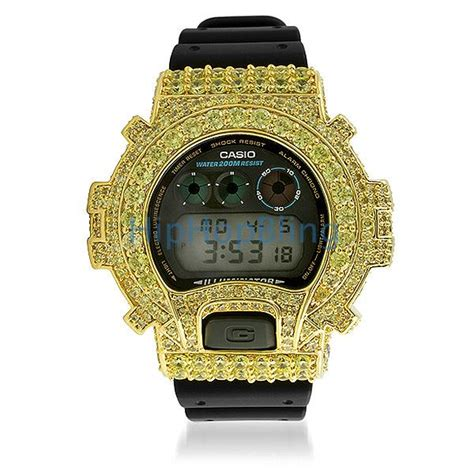 big boy custom lemonade g shock dw6900 custom g