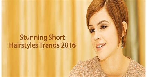 Hair Extensions Magazine: Stunning Short Hairstyles Trends 2016 for Women
