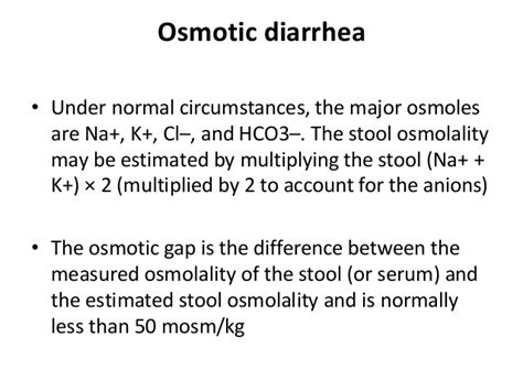 Difference Between Diarrhea And Stool by Diarrhoea Lecture
