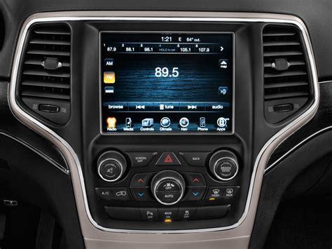 2014 jeep grand radio interior photo automotive