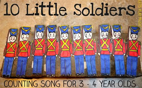 soldiers counting song lets play