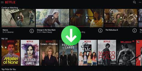 netflix shows  movies  windows pc