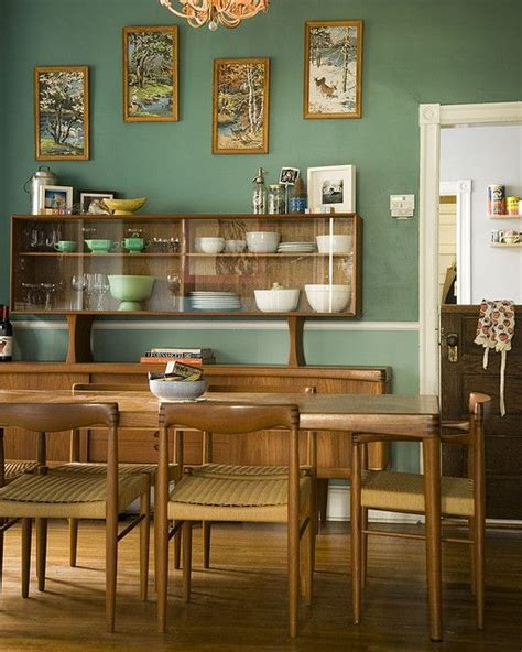 modern dining room sets with china cabinet dining room hutch mid century modern dining room mid