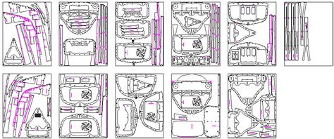 pt boat hull drawings schnellboot
