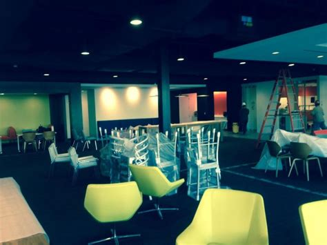 fresh modern interior colors for a business park kaloutas painting