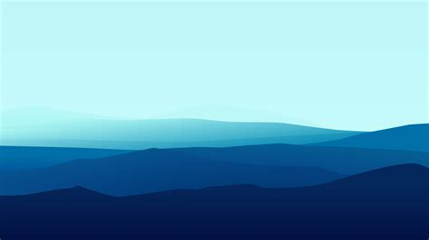 wallpaper blue minimal wallpapers of the week mountains