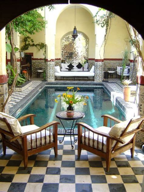 style house plans with interior courtyard i the interior courtyards of moroccan designs outdoor spaces moroccan