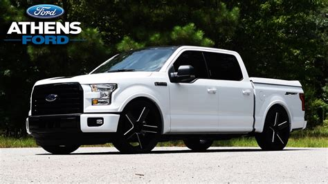 custom ford f150 custom 600hp supercharged 2016 ford f150 done by athens
