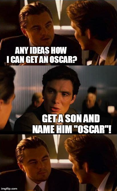 Oscars Memes - the internet reacts to leonardo dicaprio not getting an