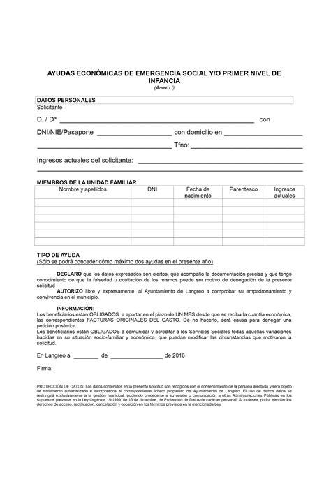 Modelo De Solicitud De Declaraci N De Deterioro U Obsolescencia | modelo de declaracion jurada sobre ingresos economicos