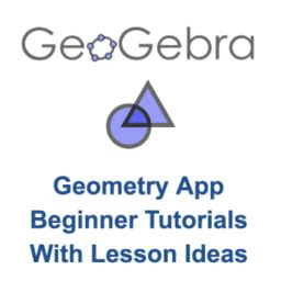 geogebra | free math apps used by over 100 million