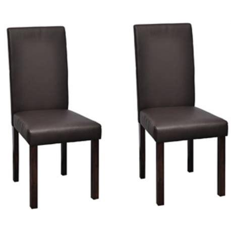 chaise de salon design helloshop26 chaises salle 224 manger x 2 2 chaises de
