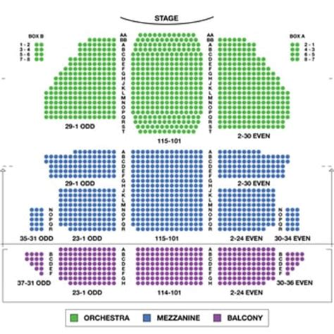 beacon theater seating chart beacon theater seating chart photo of st theatre new