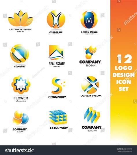Vector Company Logo Icon Element Template Stock Vector 401070913 Shutterstock Vector Company Logo Element Template