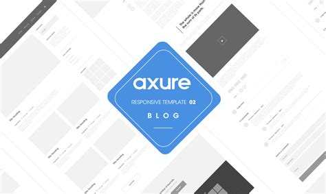 axure web template bundle