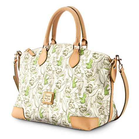 Dooneys Sausage The New Bag by Tinker Bell Satchel By Dooney Bourke Bags Totes