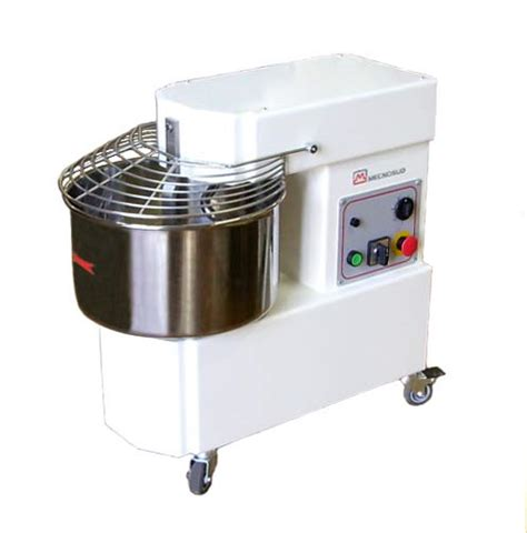 Mixer Roti 3 Kg g r e c o store spiral mixer 18 kg of dough fixed kneading machine