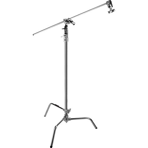 what does c section stand for impact c stand with sliding leg kit ls cs40mk b h photo video