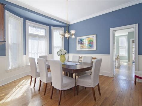 dining room blue paint colors image mag