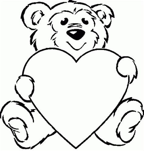 teddy bear head coloring page desenhos para colorir de amor desenhos para colorir de amor