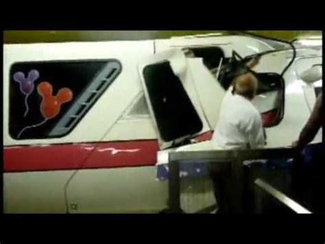 monorail crash youtube