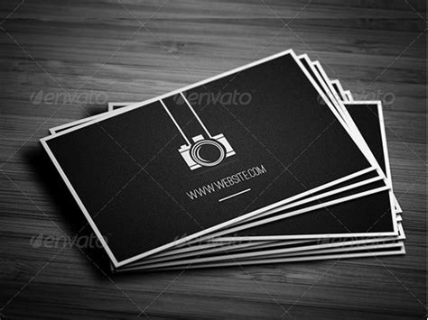 free card templates for photographers 17 best photography business card templates