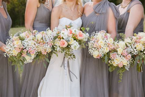 Bridesmaid Bouquets by The Most Beautiful Ideas For Your Wedding Bouquet