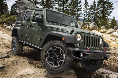 Inside Jeep Wrangler by Inside Look At The 2015 Jeep Wrangler Rock